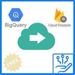 BigQuery to Firestore Loader Free logo