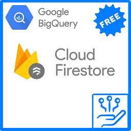 BigQuery to Firestore Loader Free logo