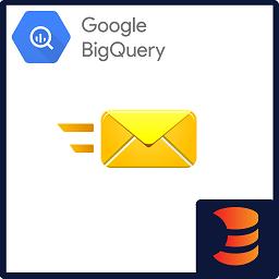 BigQuery SQL to Email Alerter logo