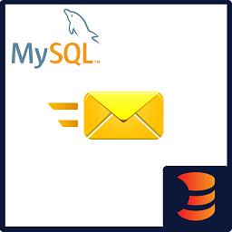 MySQL to Email Alerter logo