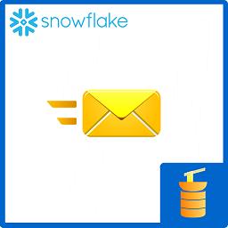 Snowflake to Email Alerter logo